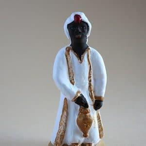 roi noir santons arlatenco